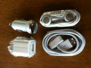 Phone chargers headets