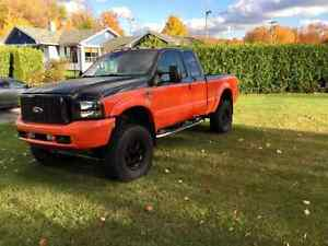 Camion Ford F250 Super Duty Pickup