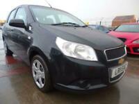 2011 Chevrolet Aveo 1.2 LS 5d 83 BHP CHEAP INSURANCE AND TAX Hatchback Petrol Ma