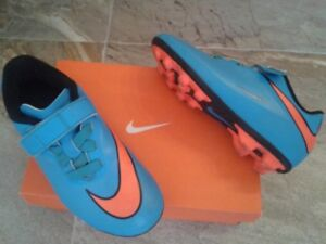 Nike soccer cleats for child