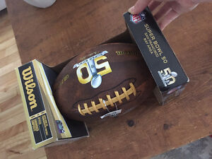 Wilson Super Bowl 50 Football