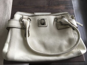 Banana Republic Leather Purse - Nearly New, used once