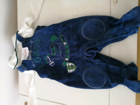 Brand new baby jump suit