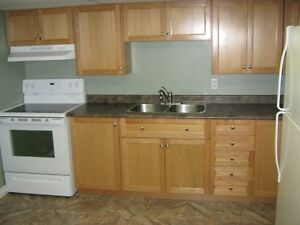 FOR RENT A 2 BEDROOM BASEMENT APARTMENT BOTWOOD