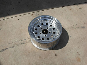 KEYSTONE CUSTOM ALUMINUM WHEELS 14X7 FIT 1960S-80S GM