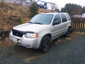 Ford Escape 4X4