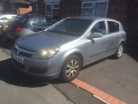 Vauxhall astra 1.4 club twinport 2004(54) hpi clear #bargain#