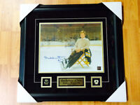 4 assorted signed Bobby Orr pictures with COA $420 each