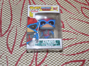 FUNKO, POP, STRATOS, MASTERS OF THE UNIVERSE, TELEVISION #567