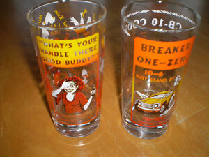 VINTAGE TRUCKER CB GLASSES Windsor Region Ontario image 1