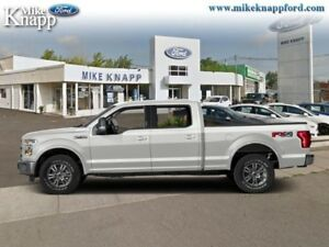 2015 Ford F-150 XL  - Cloth Seats -  AM/FM Stereo