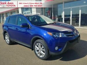 2015 Toyota RAV4 Limited  - $171.34 B/W