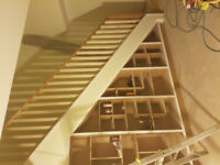 Quality Experienced finishing carpenter