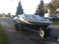 19.5' Bayliner Capri Olympic Edition 125hp Great Condition