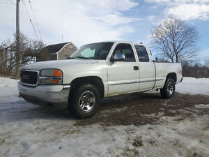 2002 GMC Sierra 1500 Z -71 OFF ROAD PICK UP TRUCK