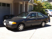1994 Ford Escort LX Hatchback