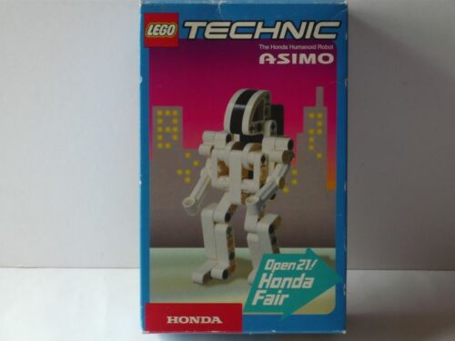 LEGO TECHNIC HONDA ASIMO not for sale 2001 from JAPAN