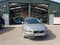 2004 Volvo S40 2.4i Geartronic SE PX TO CLEAR