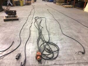 Heavy duty welding cable  Cambridge Kitchener Area image 1