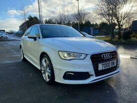 image for 2014 AUDI A3 1.4 TFSI S LINE 3D 148 BHP