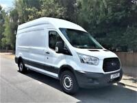 2015 Ford Transit 2.2 TDCi (125PS) RWD 350 L3H3 + 1 OWNER + 75K