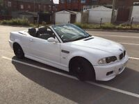 BMW M3 2dr SMG Automatic Convertible