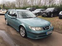 SAAB 9-5 2.2TiD AUTOMATIC VECTOR DIESEL ESTATE