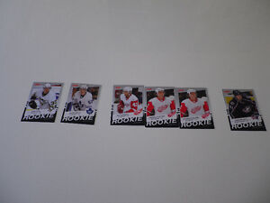 CARTES DE HOCKEY RECRUE 2008-2009