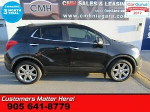 2016 Buick Encore Premium  AWD NAV LEATHER ROOF HS CAMERA MEMORY