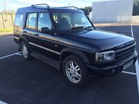 LandRover Discovery TD5 - 2003