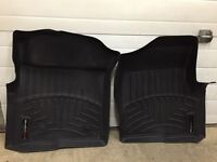 2012 Ford F-150 Weather Tech Floor Mats