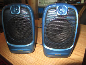 Sanyo Portable Speakers