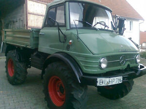 Wanted - parts for a 406 Unimog.