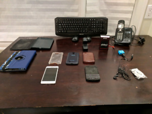 Electronics for sale!