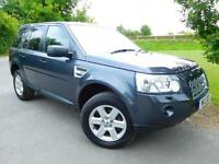 2009 Land Rover Freelander 2.2 Td4 e GS 5dr FSH! 1 Owner! Alpine Sound! 5 doo...