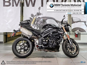 2012 Triumph Street Triple - Middleweight Champion!
