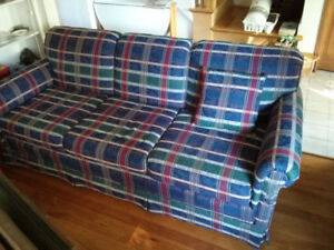 Sofa and Chair Matching Set