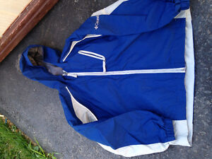 Boys 6/7 Columbia Spring Coat