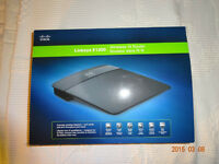 Wireless-N Router - Cisco Linksys E1200