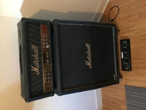 Amplis guitare Marshall Mode four