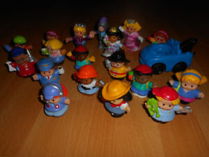 PERSONNAGES FISHER PRICE