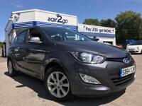 2014 Hyundai I20 ACTIVE Manual Hatchback