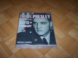 PRIVATE PRESLEY - THE MISSING YEARS - Elvis In Germany