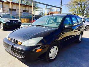 2003 Ford Focus Wagon Good Condition Safetied $1695