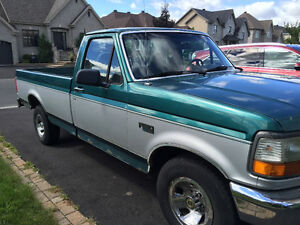 Ford F150 1996