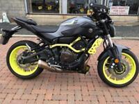 Yamaha MT 7 ABS MOTOCAGE