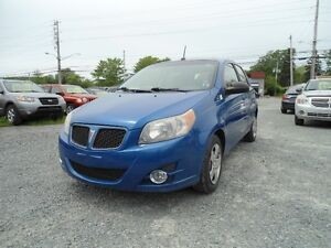 2009 Pontiac G3 Wave FULLY LOADED LEATHER new mvi upon sale