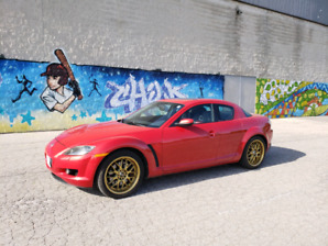 Mazda Rx8 for Sale - MANUAL