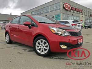2013 Kia Rio LX+ | Only 29395km! | Active Eco