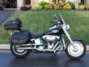 2011 Harley Davidson Fat Boy